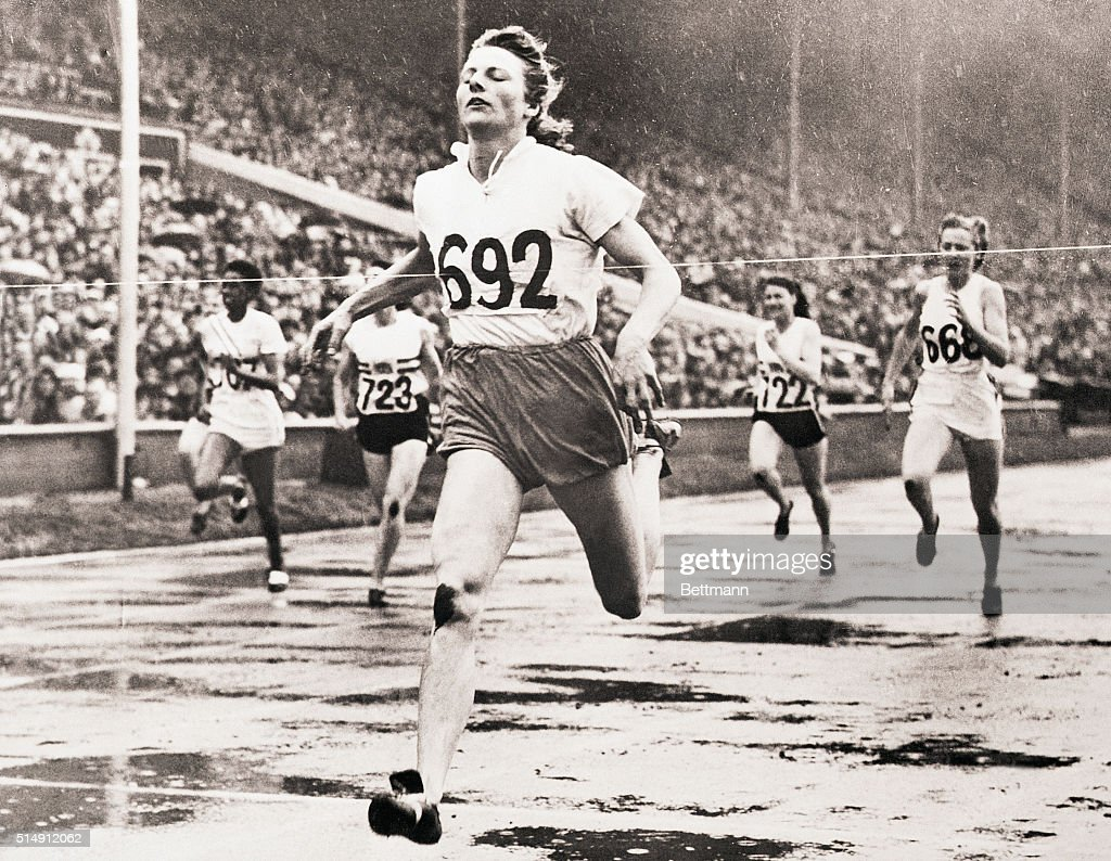 Fanny Blankers-Koen: The Athlete of the Century