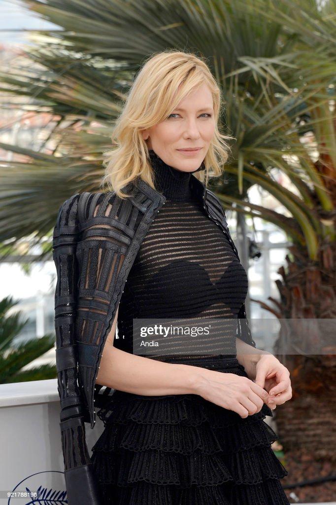 Actress Cate Blanchett. : News Photo