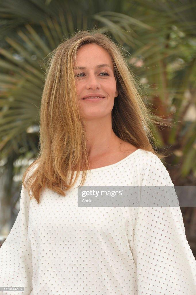 68th Cannes Film Festival. Belgian actress Cecile de France posing during the 'Jury De La Cinefondation Et Des Courts Metrages' Photocall on .