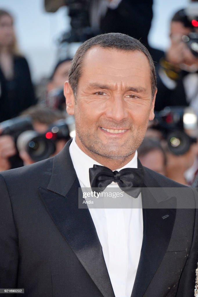 Actor Gilles Lelouche. : News Photo