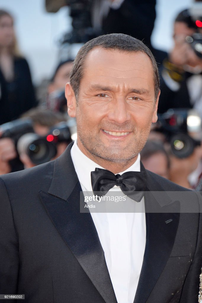 68th Cannes Film Festival. French actor Gilles Lelouche walking up the famous steps before the screening of the film 'Inside Out' (French: 'Vice-Versa') on .