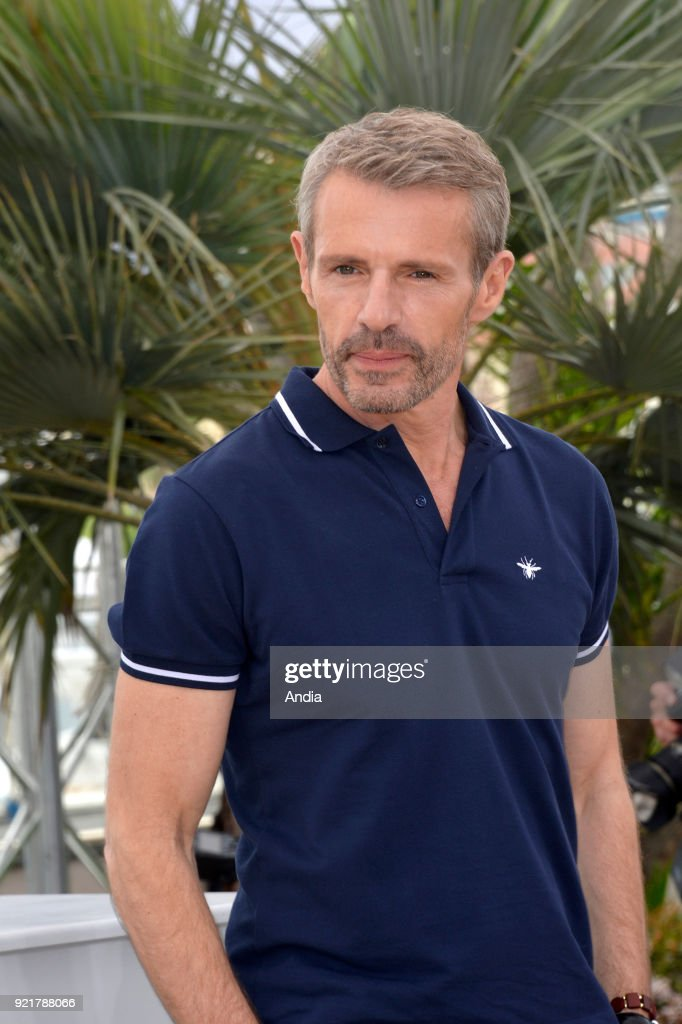 68th Cannes Film Festival. French actor Lambert Wilson, Master of Ceremonies, posing for a photocall on .