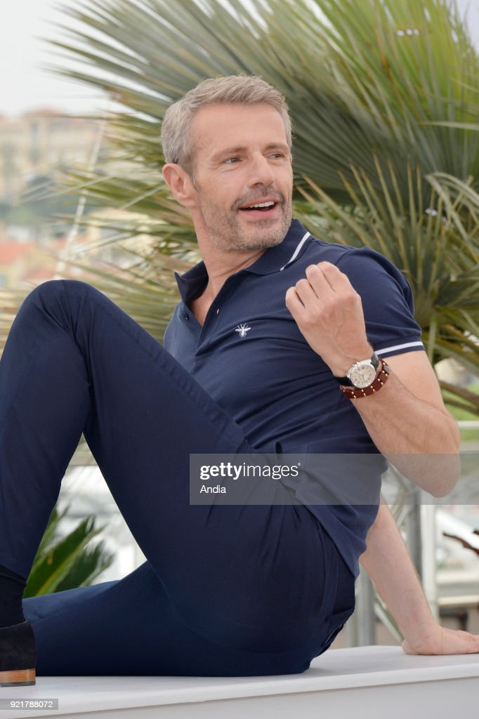 Actor Lambert Wilson. : News Photo