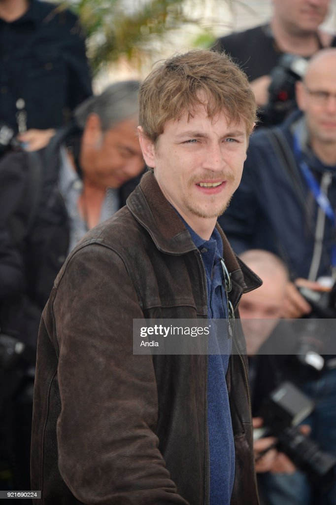 68th Cannes Film Festival. French actor Vincent Rottiers posing during a photocall for the film 'Dheepan' on .