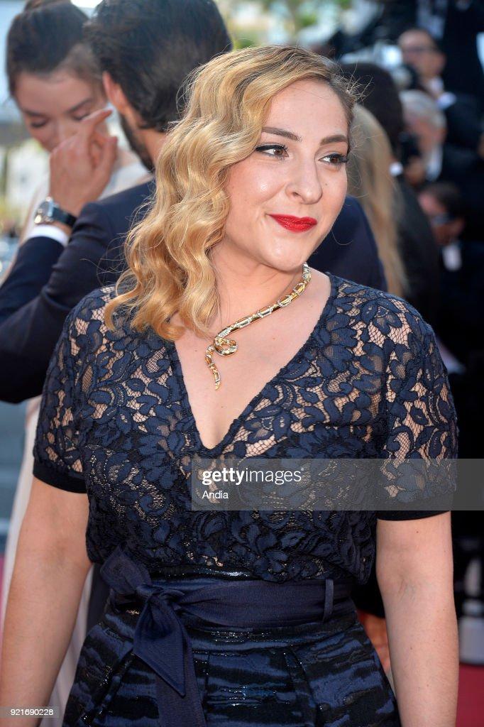 Actress Marilou Berry. : News Photo