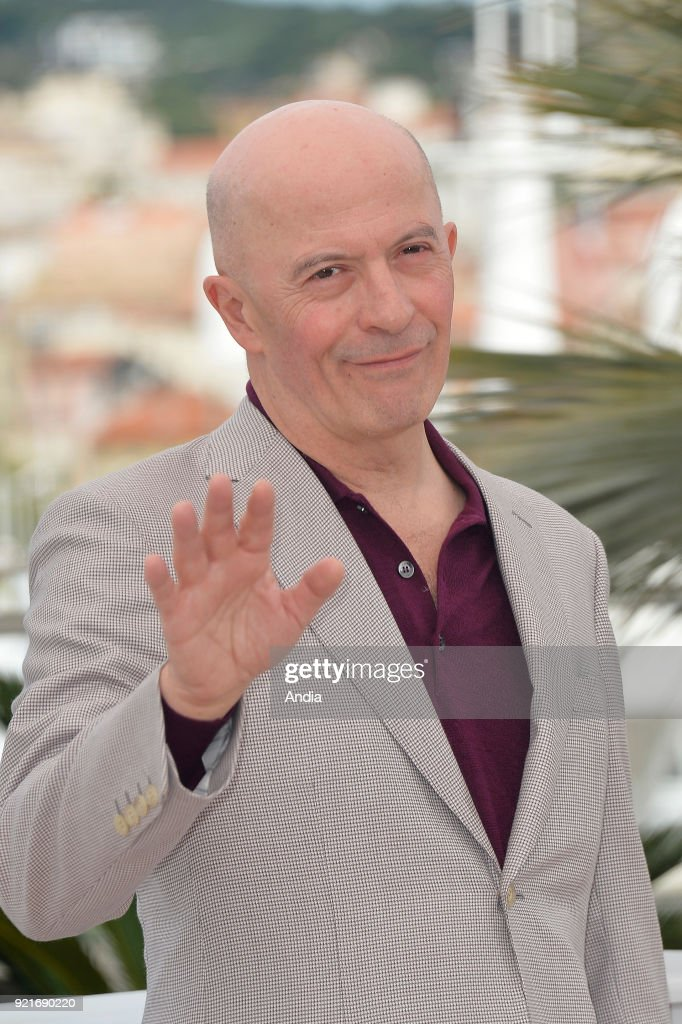 Filmmaker Jacques Audiard. : News Photo