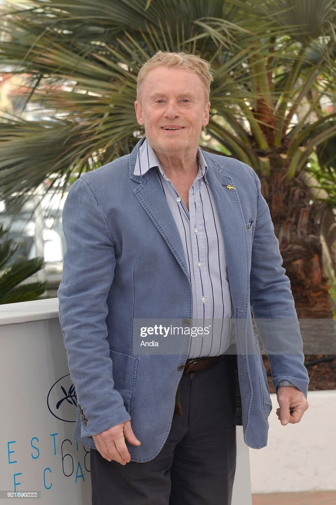 Actor Daniel Olbrychski. : News Photo