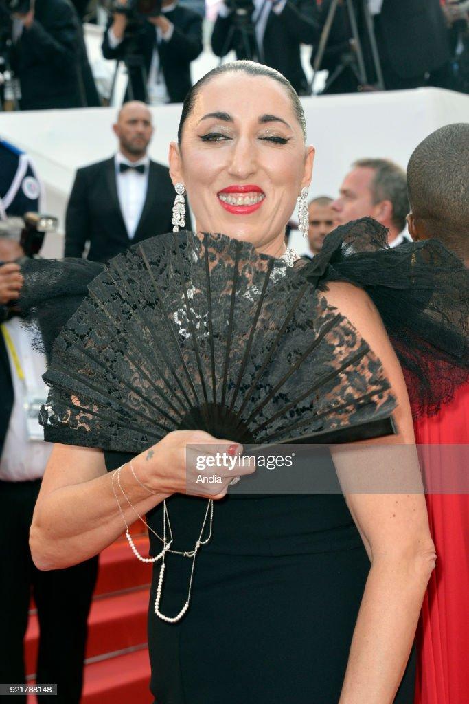 Actress Rossy de Palma. : News Photo