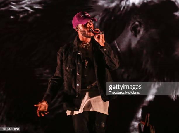 6lack performs at Revolution Live on November 28 2017 in Fort Lauderdale Florida