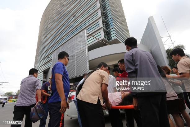Magnitude quake struck the southern Philippines on October 29, authorities said, causing injuries and damaging buildings in a region still reeling...