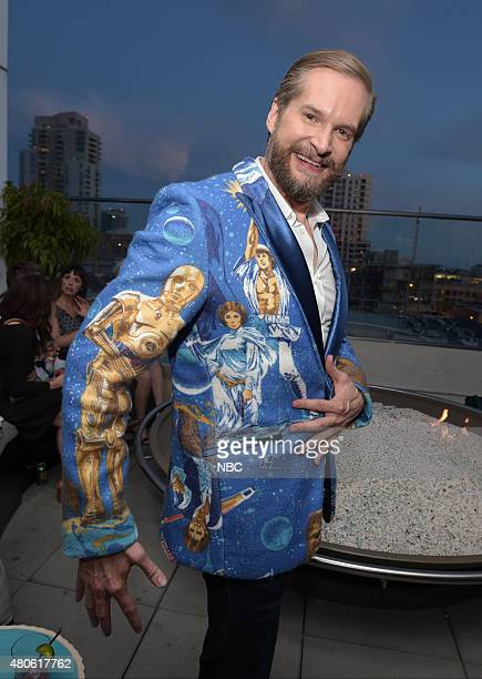 DIEGO 2015 '6th Annual Blogger Party' Pictured Bryan Fuller Executive Producer Writer Saturday July 11 from the Andaz Hotel San Diego Calif