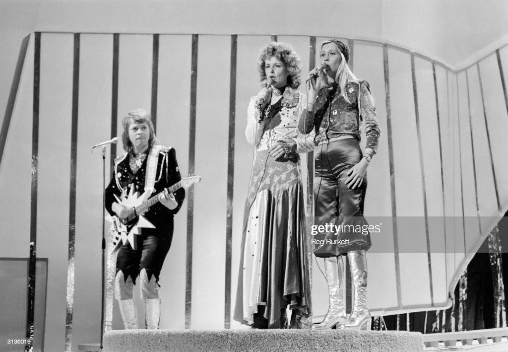 ABBA : ニュース写真