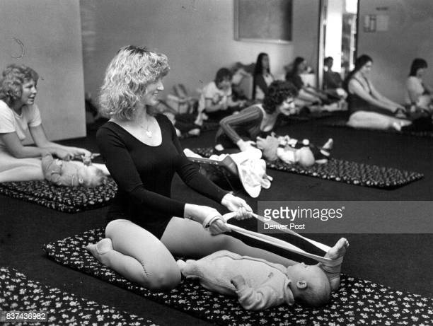 6th Ave. Yoga & fitness center Ruth Ann Keenan Julia Keenan 7 weeks Credit: The Denver Post