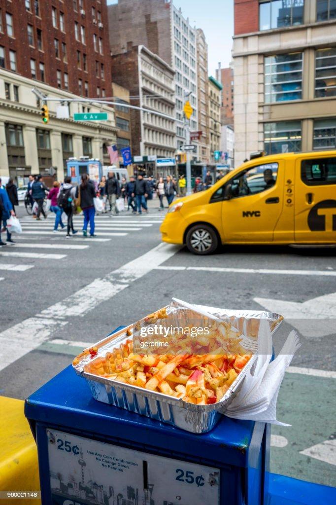 6 th Avenue : Stock-Foto