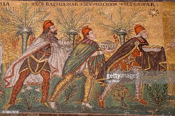6th Century Mosaic