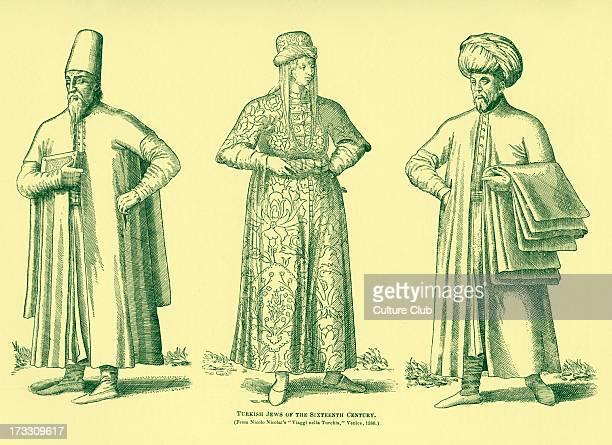6th century Turkish Jews