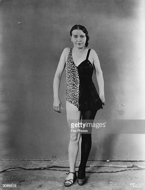 The wellknown circus sideshow performer JosephineJoseph whose half male half female body earned her/him a role in the 1932 film 'Freaks'
