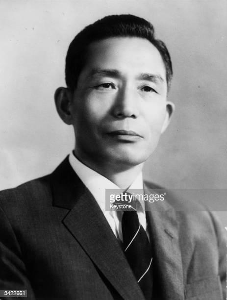 President Park Chung Hee of Korea