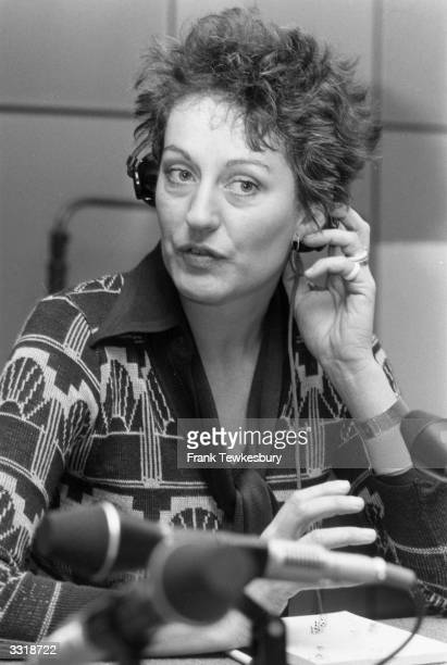 Author, lecturer, feminist and broadcaster, Germaine Greer who originally made her name as author of 'The Female Eunuch'.