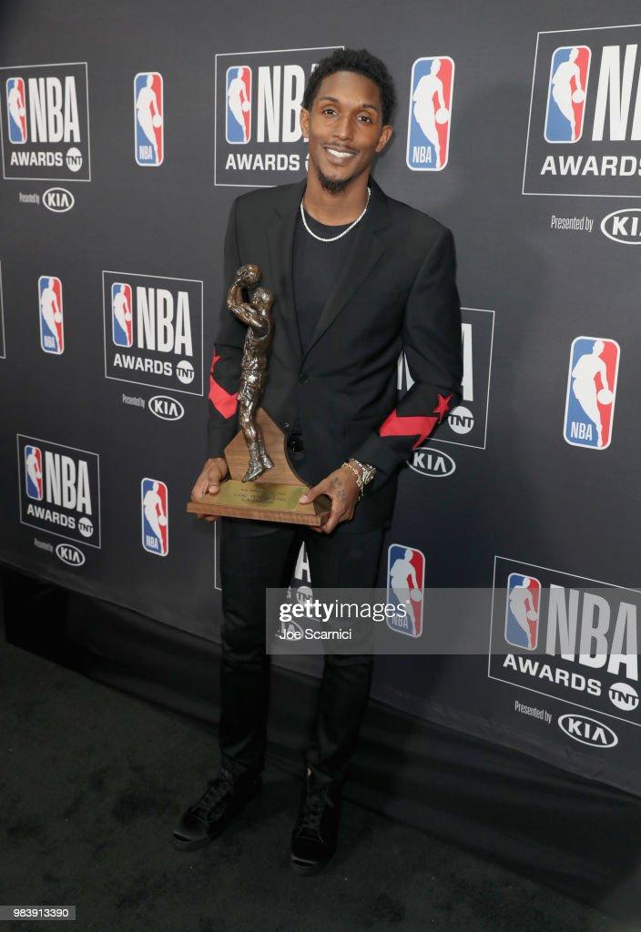 2018 NBA Awards - Inside