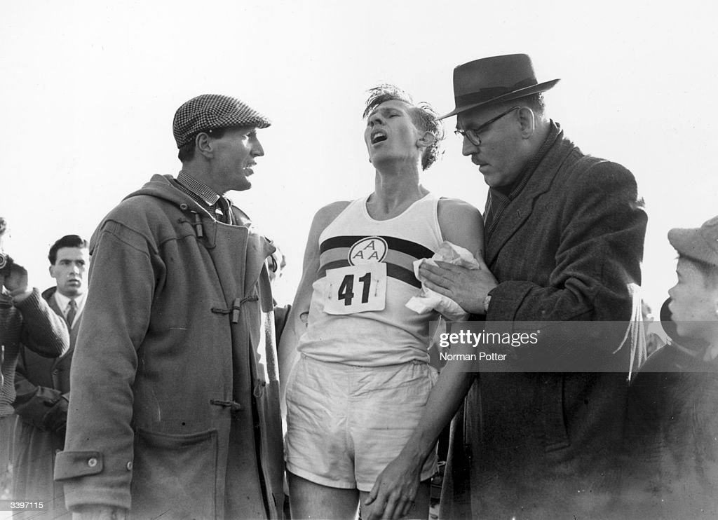 In Profile: Roger Bannister