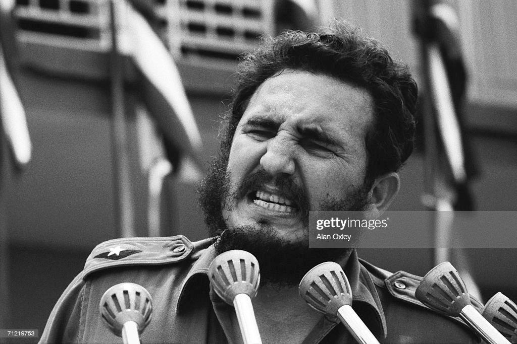 castro cuban missile crisis