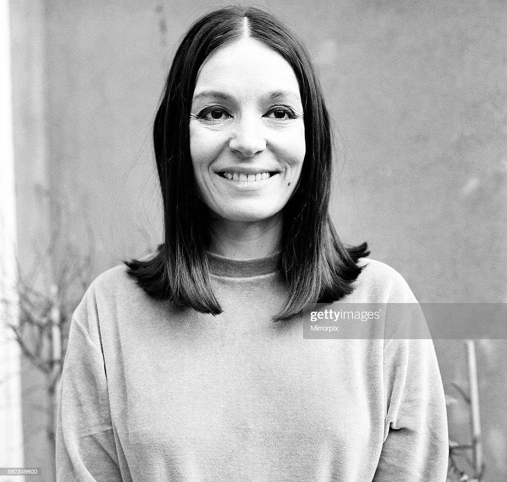 Nana Mouskouri, International Singing Star, pictured at her Belgravia flat in London, 24th February 1970. Pictured - for : News Photo