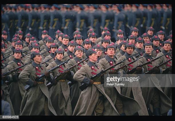 70th Anniversary of Russian Revolution