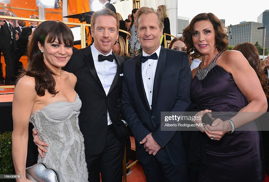 """NBC's """"70th Annual Golden Globe Awards"""" - Red Carpet Arrivals : News Photo"""