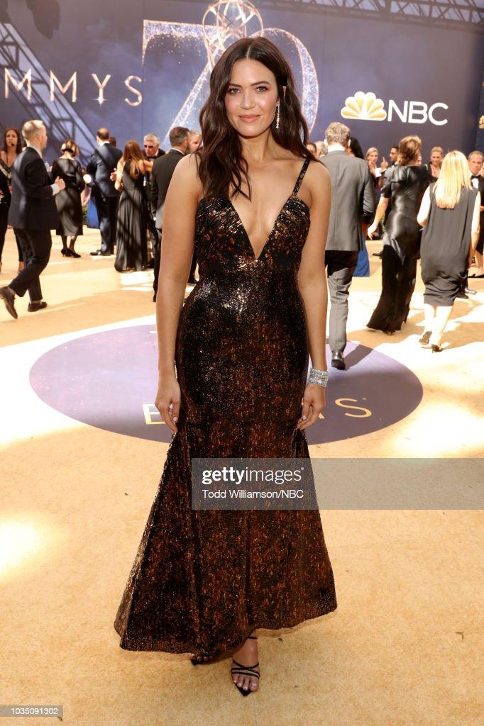 "NBC's ""70th Annual Primetime Emmy Awards"" - Red Carpet : News Photo"