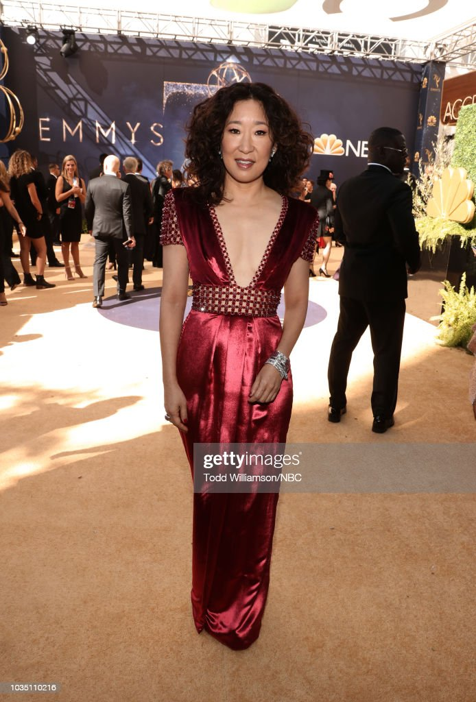 "NBC's ""70th Annual Primetime Emmy Awards"" - Red Carpet : News Photo"