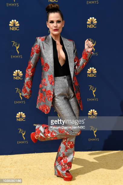 70th ANNUAL PRIMETIME EMMY AWARDS Pictured Actor Suzanne Cryer arrives to the 70th Annual Primetime Emmy Awards held at the Microsoft Theater on...
