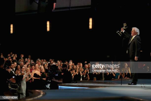 70th ANNUAL PRIMETIME EMMY AWARDS Pictured Henry Winkler accepts the Outstanding Supporting Actor in a Comedy Series award for 'Barry' onstage during...