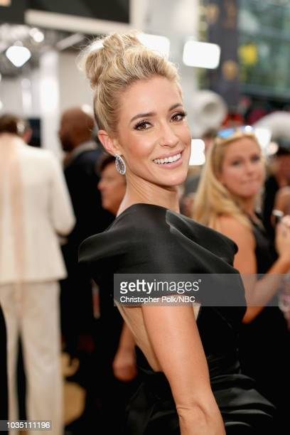 70th ANNUAL PRIMETIME EMMY AWARDS Pictured TV personality Kristin Cavallari arrives to the 70th Annual Primetime Emmy Awards held at the Microsoft...