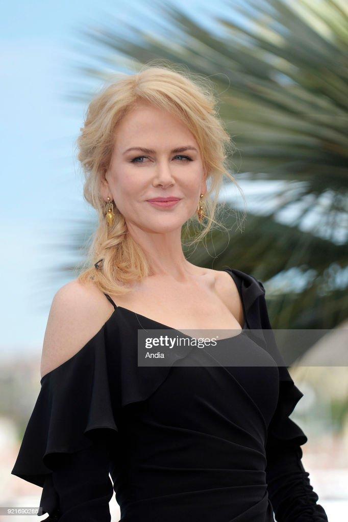 Nicole Kidman. : News Photo