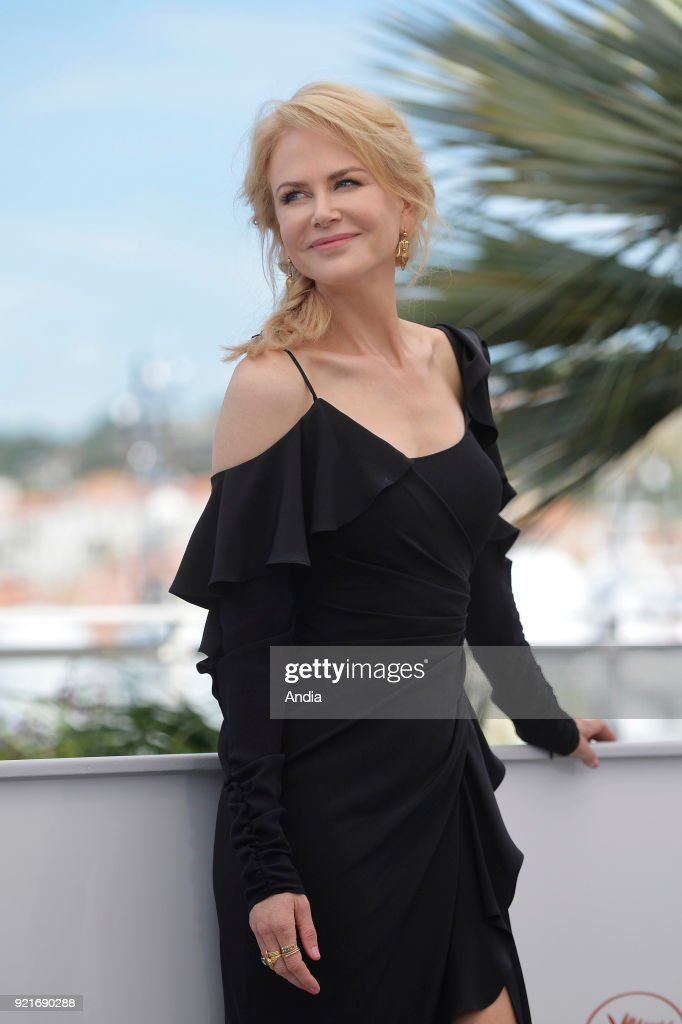 Nicole Kidman. : News Photo