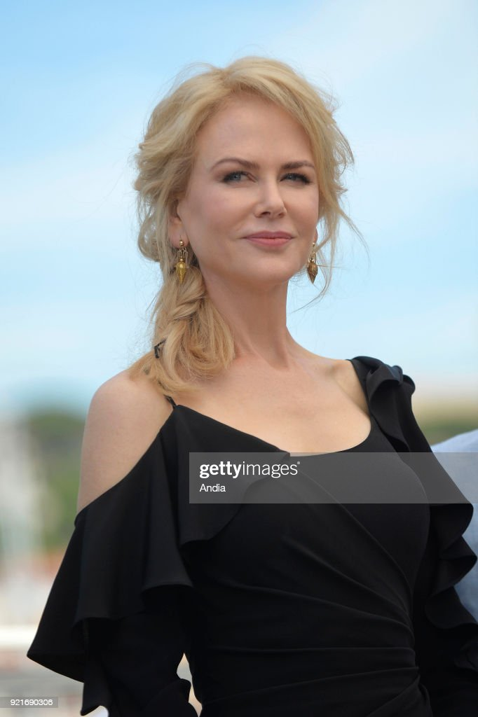 actress Nicole Kidman here for the promotion of the TV series Top of the Lake: China Girl ().