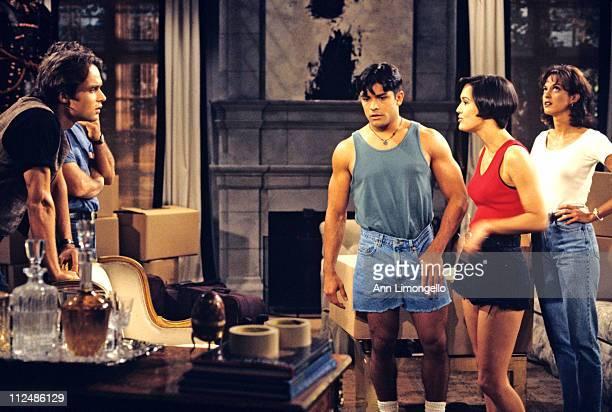 CHILDREN 7/16/95Anton Edmund Mateo Julia and Maria in a scene on Walt Disney Television via Getty Images Daytime's All My Children All My Children...