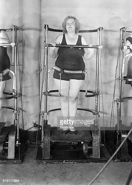 7/19/1930New York NY When some fifty women weighing more than 200 pounds appeared at Philadelphia Jack O'Brien's gymnasium in New York City he sent...