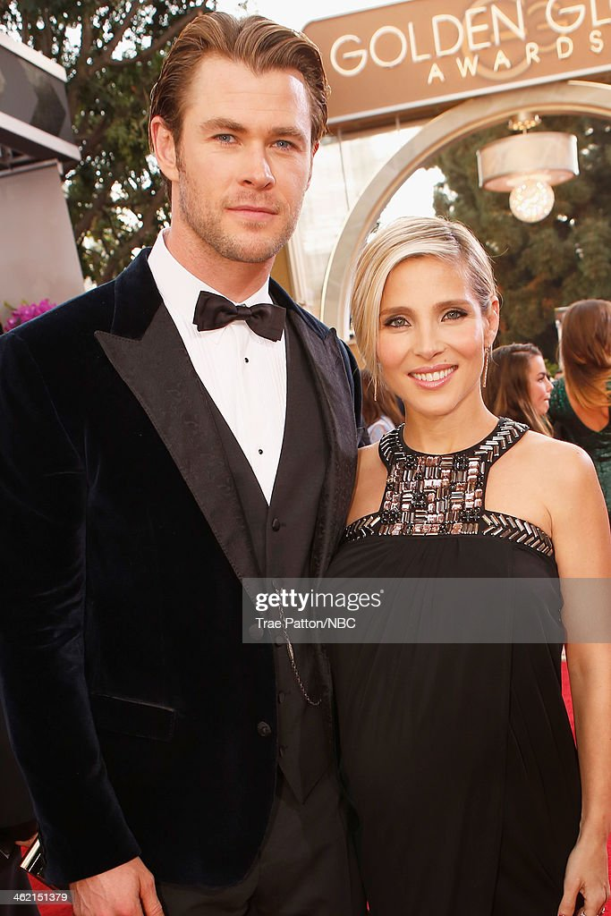 "NBC's ""71st Annual Golden Globe Awards"" - Red Carpet Arrivals : News Photo"