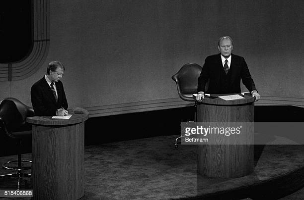 Washington, DC-ORIGINAL CAPTION READS: President Carter, trying to spur negotiations on a new Panama Canal treaty, assumed a direct and personal role...