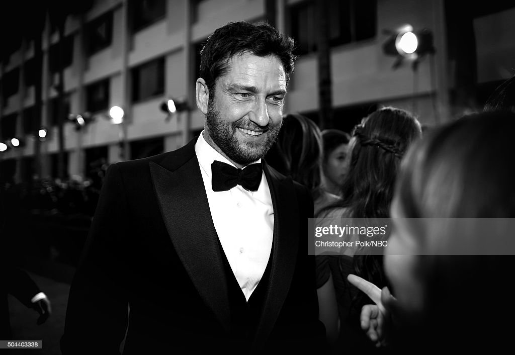 """NBC's """"73rd Annual Golden Globe Awards"""" - Red Carpet Arrivals : News Photo"""