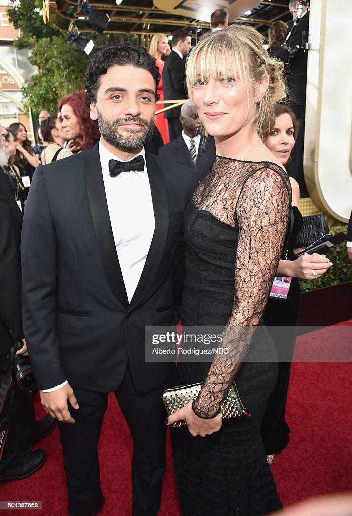 "NBC's ""73rd Annual Golden Globe Awards"" - Red Carpet Arrivals"