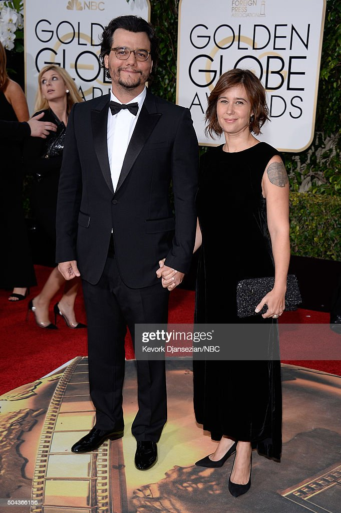 73rd ANNUAL GOLDEN GLOBE AWARDS -- Pictured: Actor Wagner