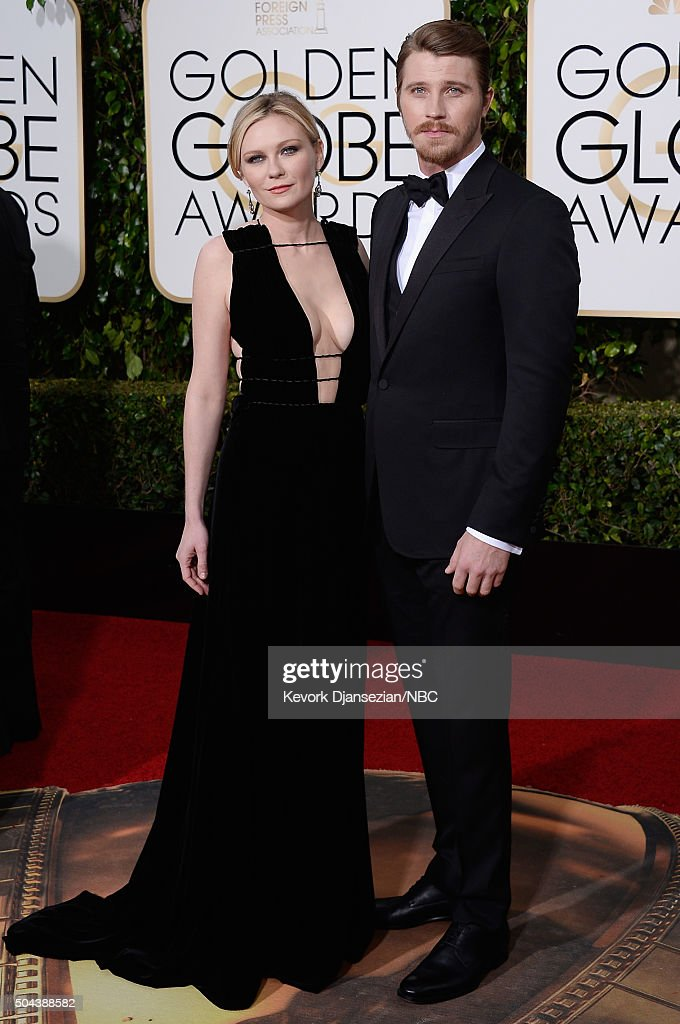 "NBC's ""73rd Annual Golden Globe Awards"" - Arrivals : News Photo"