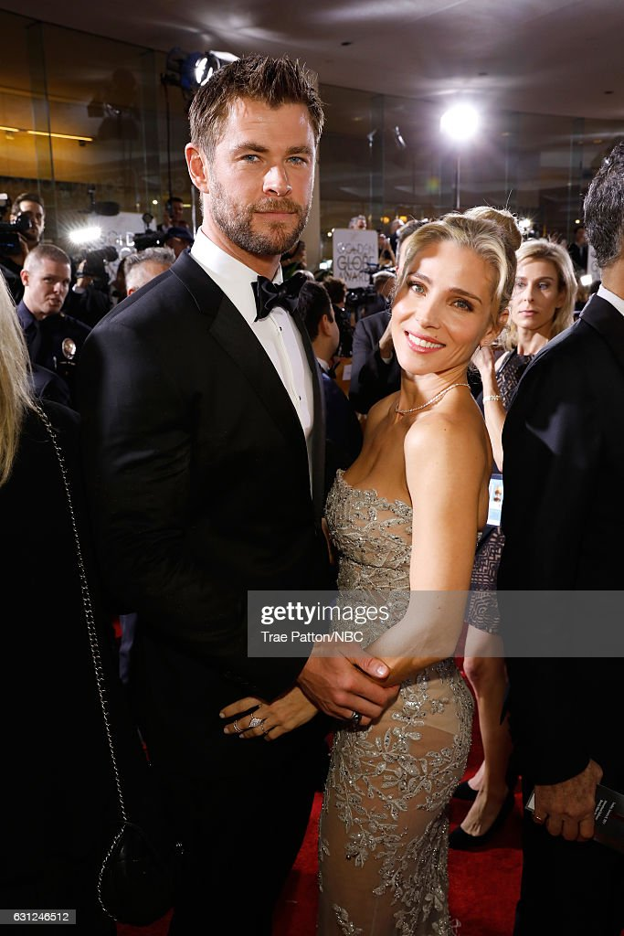 """NBC's """"74th Annual Golden Globe Awards"""" - Red Carpet Arrivals : News Photo"""