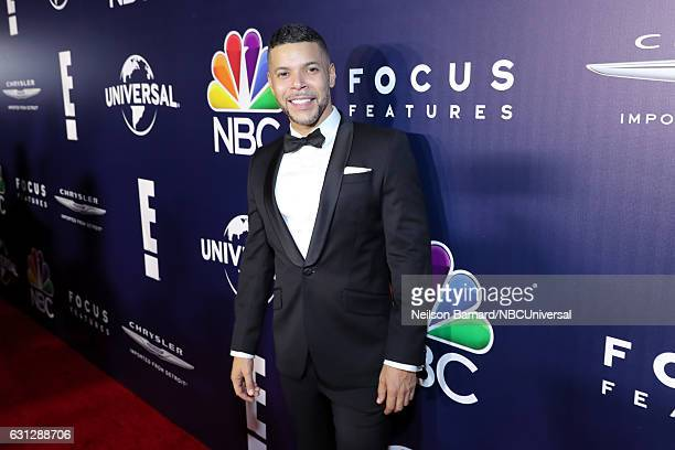 74th ANNUAL GOLDEN GLOBE AWARDS Pictured Actor Wilson Cruz during the Universal NBC Focus Features E Entertainment Golden Globes After Party...