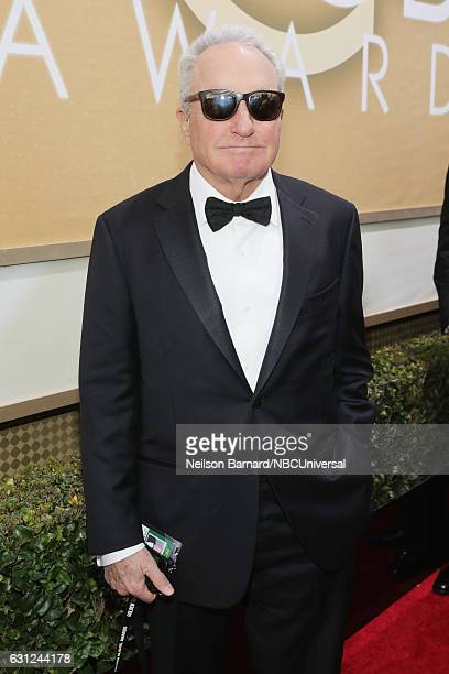 74th ANNUAL GOLDEN GLOBE AWARDS Pictured Producer Lorne Michaels arrives to the 74th Annual Golden Globe Awards held at the Beverly Hilton Hotel on...