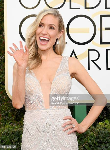 74th ANNUAL GOLDEN GLOBE AWARDS Pictured TV personality Kristin Cavallari arrive to the 74th Annual Golden Globe Awards held at the Beverly Hilton...