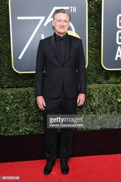 75th ANNUAL GOLDEN GLOBE AWARDS Pictured Actor Bill Pullman arrives to the 75th Annual Golden Globe Awards held at the Beverly Hilton Hotel on...